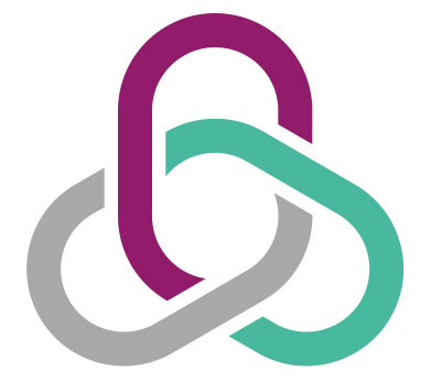 Die Digitalbegleiter Logo Mensch IT und Strategie im Dreiklang der Digitalisierung von mittelständischen Unternehmen